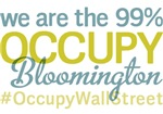 Occupy Bloomington T-Shirts