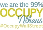 Occupy Athens T-Shirts