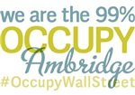 Occupy Ambridge T-Shirts
