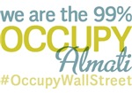 Occupy Almati T-Shirts