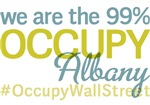 Occupy Albany T-Shirts