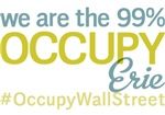 Occupy Erie T-Shirts