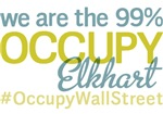 Occupy Elkhart T-Shirts