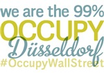 Occupy Dusseldorf T-Shirts