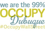 Occupy Dubuque T-Shirts