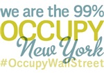 Occupy New York T-Shirts