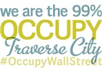 Occupy Traverse City T-Shirts