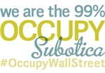 Occupy Subotica T-Shirts