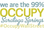 Occupy Saratoga Springs T-Shirts