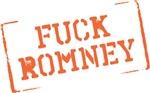 Fuck Romney Stamp