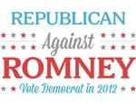 Republican Against Romney