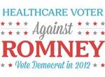 Healthcare Voter Against Romney