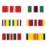 Merchant Marine Ribbon Bumper Stickers