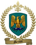 MERCURE Family Crest