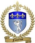 FONTENOT Family Crest