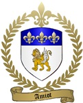 AMIOT Family Crest