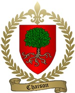 CHAISON Family Crest