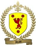 ADAM Family Crest