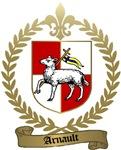 ARNAULT Family Crest