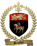 BEAULIEU Family Crest
