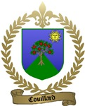 COUILLARD Family Crest