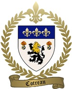 COTREAU Family Crest