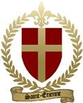 SAINT-ETIENNE Family Crest
