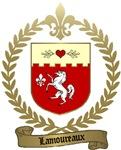 LAMOUREUX Family Crest