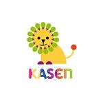 Kasen Loves Lions