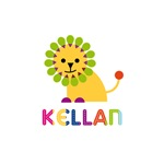 Kellan Loves Lions