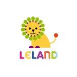 Leland Loves Lions