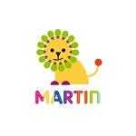 Martin Loves Lions