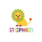 Stephen Loves Lions