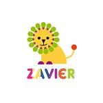 Zavier Loves Lions