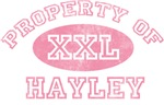 Property of Hayley