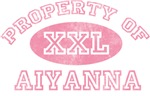 Property of Aiyanna