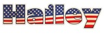 American Hailey