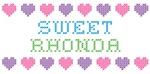 Sweet RHONDA