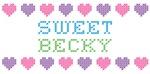 Sweet BECKY