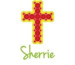 Sherrie Bubble Cross
