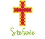 Stefanie Bubble Cross