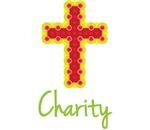 Charity Bubble Cross