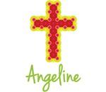 Angeline Bubble Cross