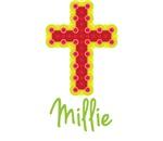 Millie Bubble Cross