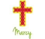 Marcy Bubble Cross
