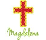 Magdalena Bubble Cross