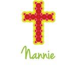 Nannie Bubble Cross