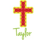 Taylor Bubble Cross