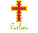 Earlene Bubble Cross