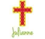 Julianne Bubble Cross
